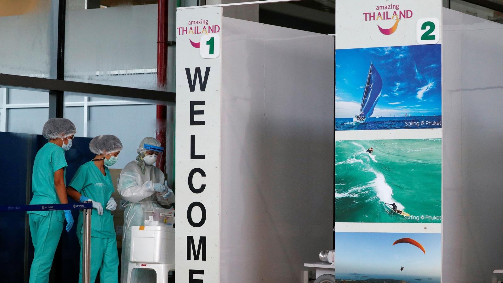 Thái Lan chính thức công bố 4 giai đoạn mở cửa du lịch