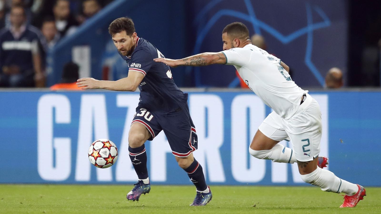 TRỰC TIẾP PSG 1-0 Man City: Messi mờ nhạt, Donnarumma liên tiếp cứu thua