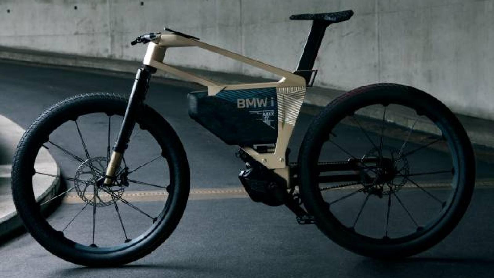 BMW i Vision AMBY - Xe đạp điện của tương lai