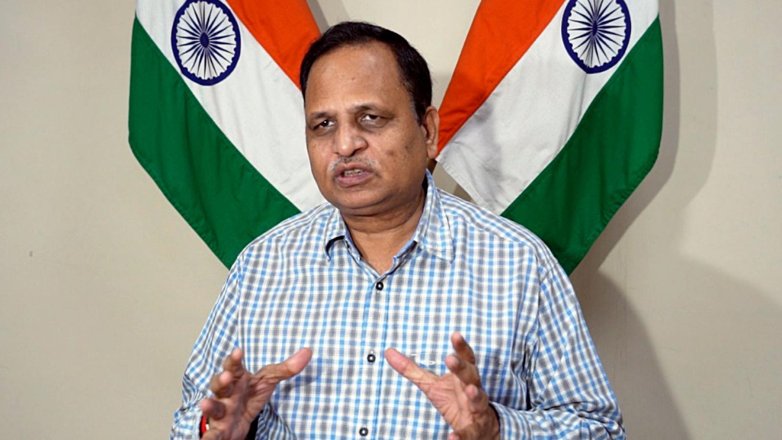 Thủ đô New Delhi (Ấn Độ) tiến hành cuộc khảo sát huyết thanh thứ 7