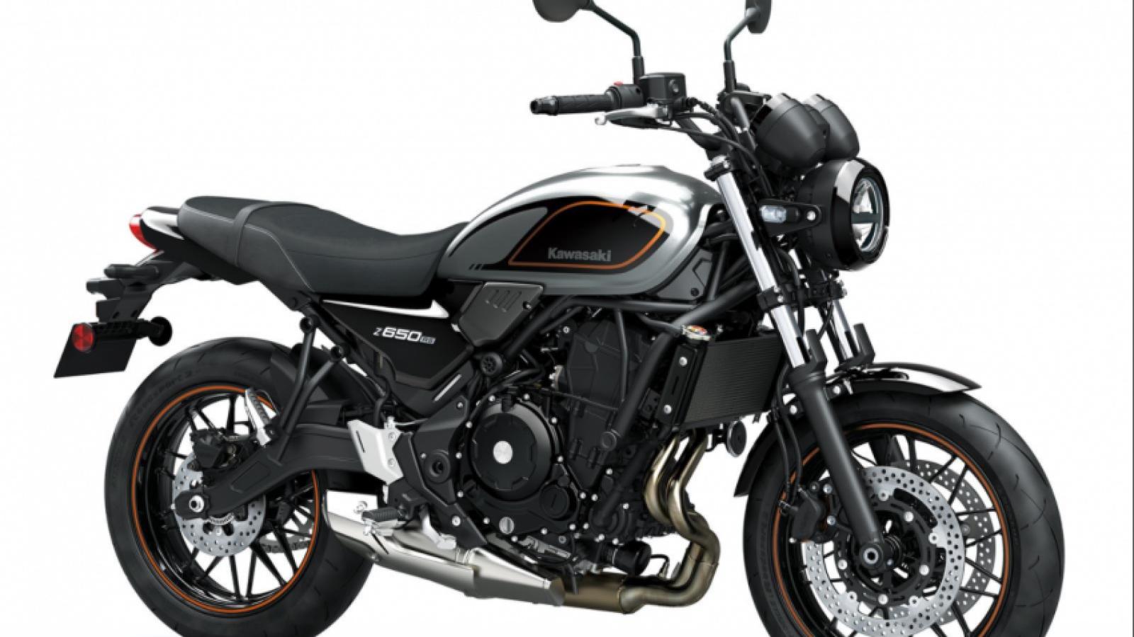 Kawasaki Z650RS 2022 chính thức ra mắt
