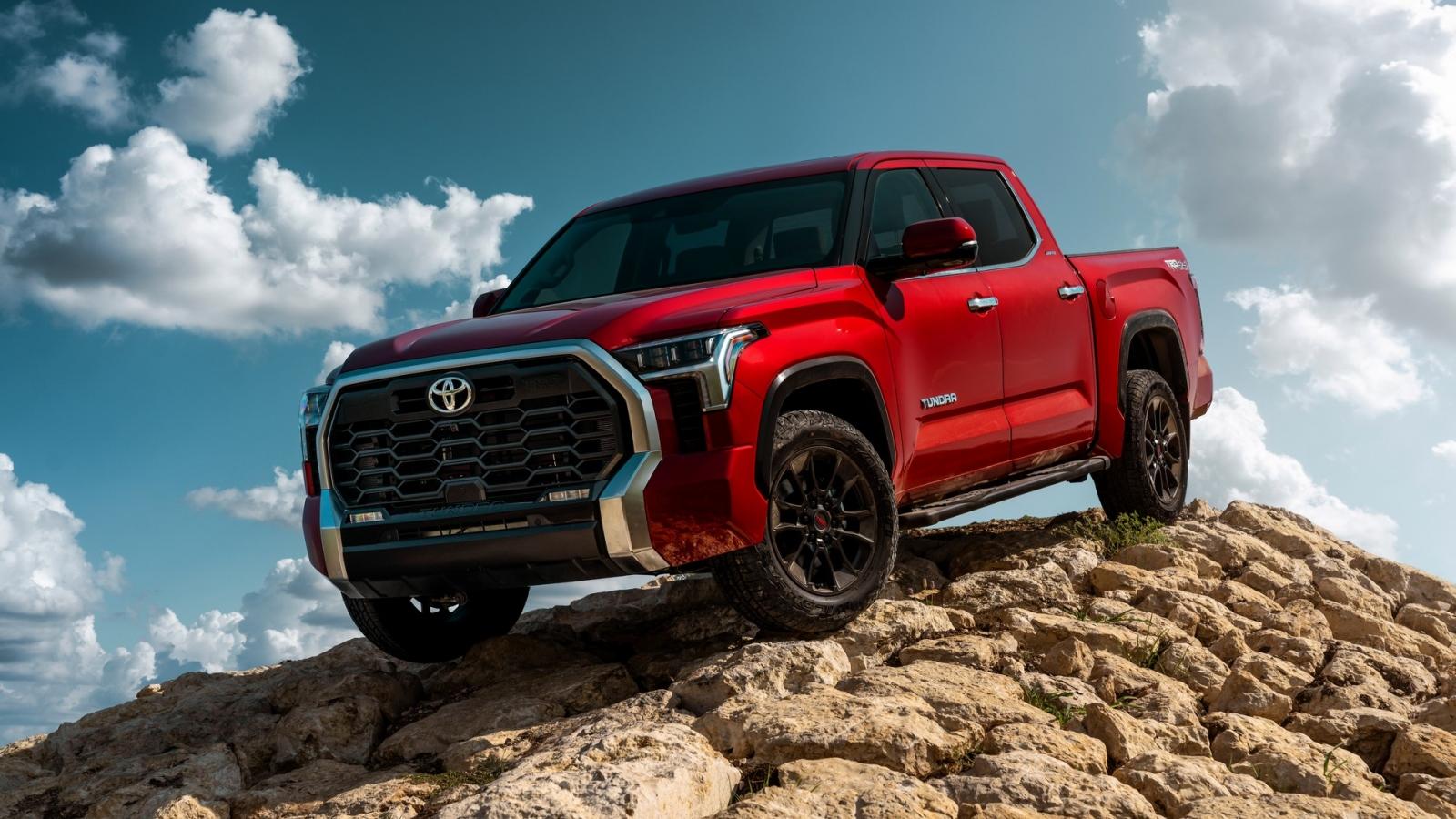 Toyota Tundra thế hệ mới chính thức ra mắt với nhiều nâng cấp