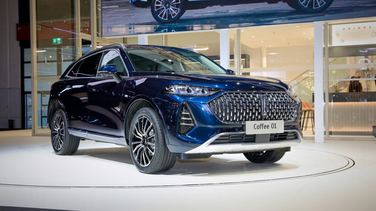 SUV Trung Quốc cạnh tranh cùng xe hạng sang châu Âu