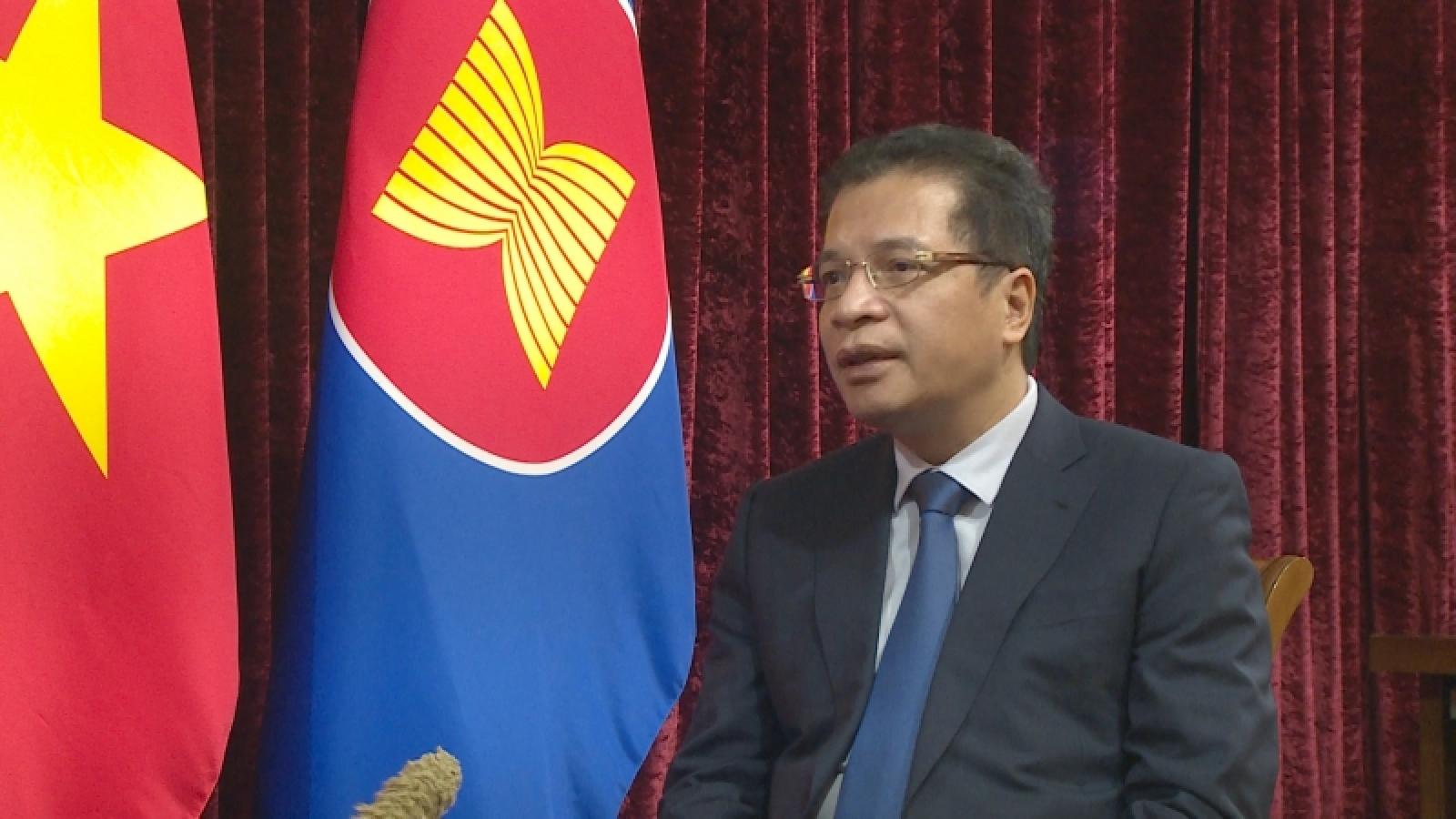 Việt Nam luôn coi trọng quan hệ đối tác chiến lược toàn diện với LB Nga