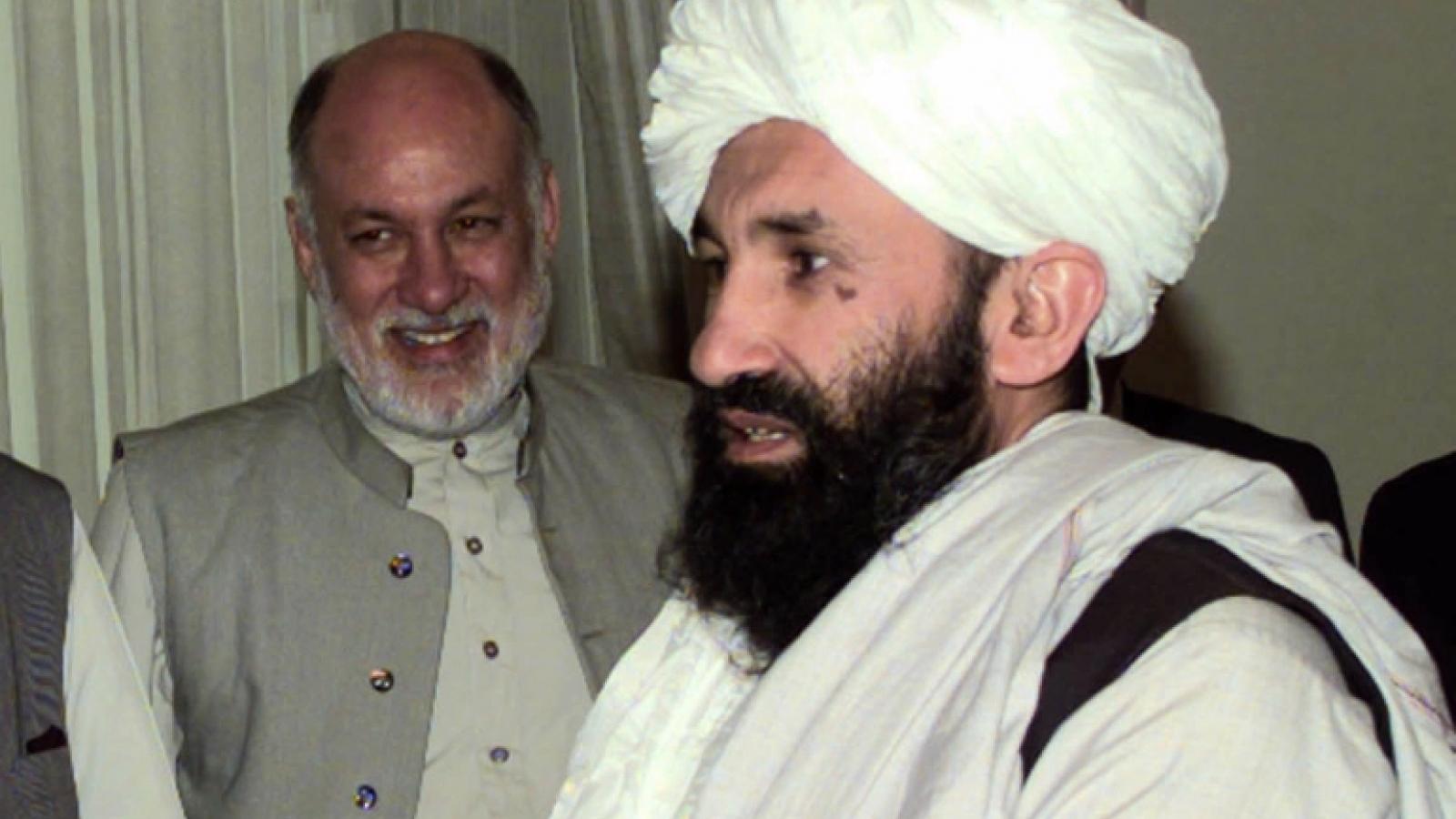 Chính phủ mới của Taliban: Người chịu lệnh trừng phạt, người bị FBI truy nã