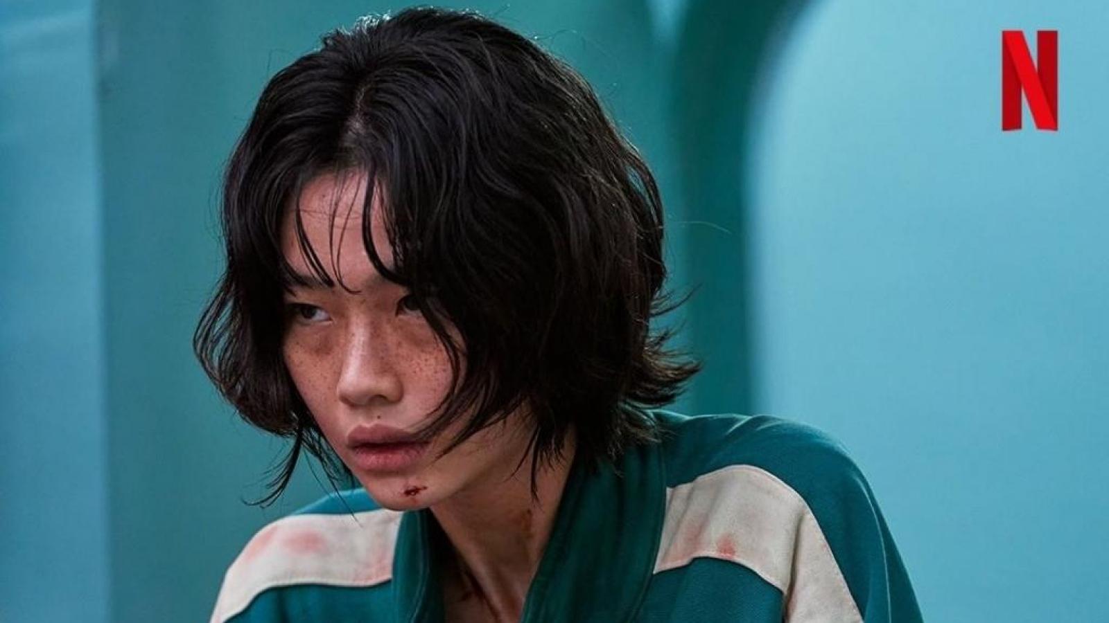 """Siêu mẫu xứ Hàn rời sàn diễn quốc tế để đóng """"Squid game"""" của Netflix"""