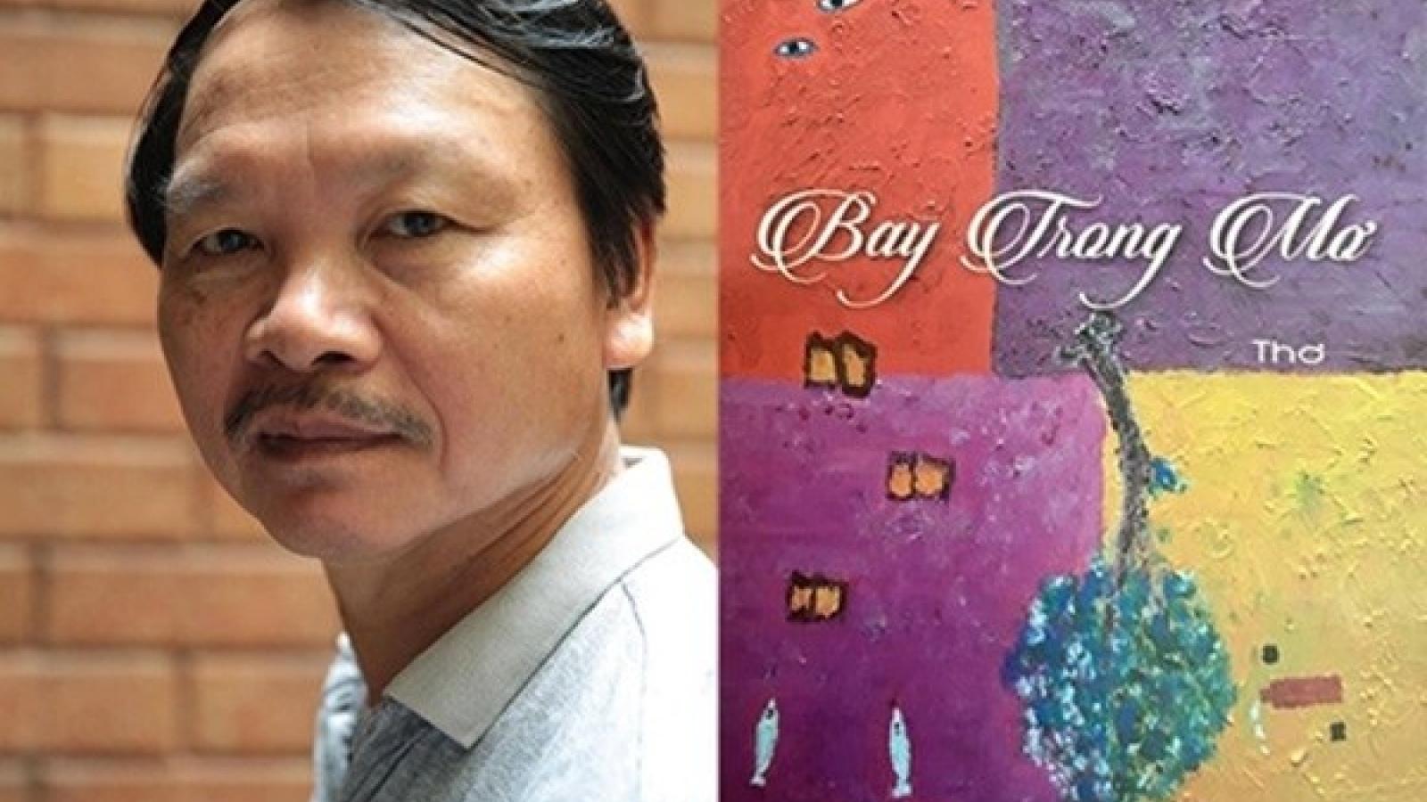 """Nhà thơ Trần Quang Đạo: """"Bay trong mơ"""""""
