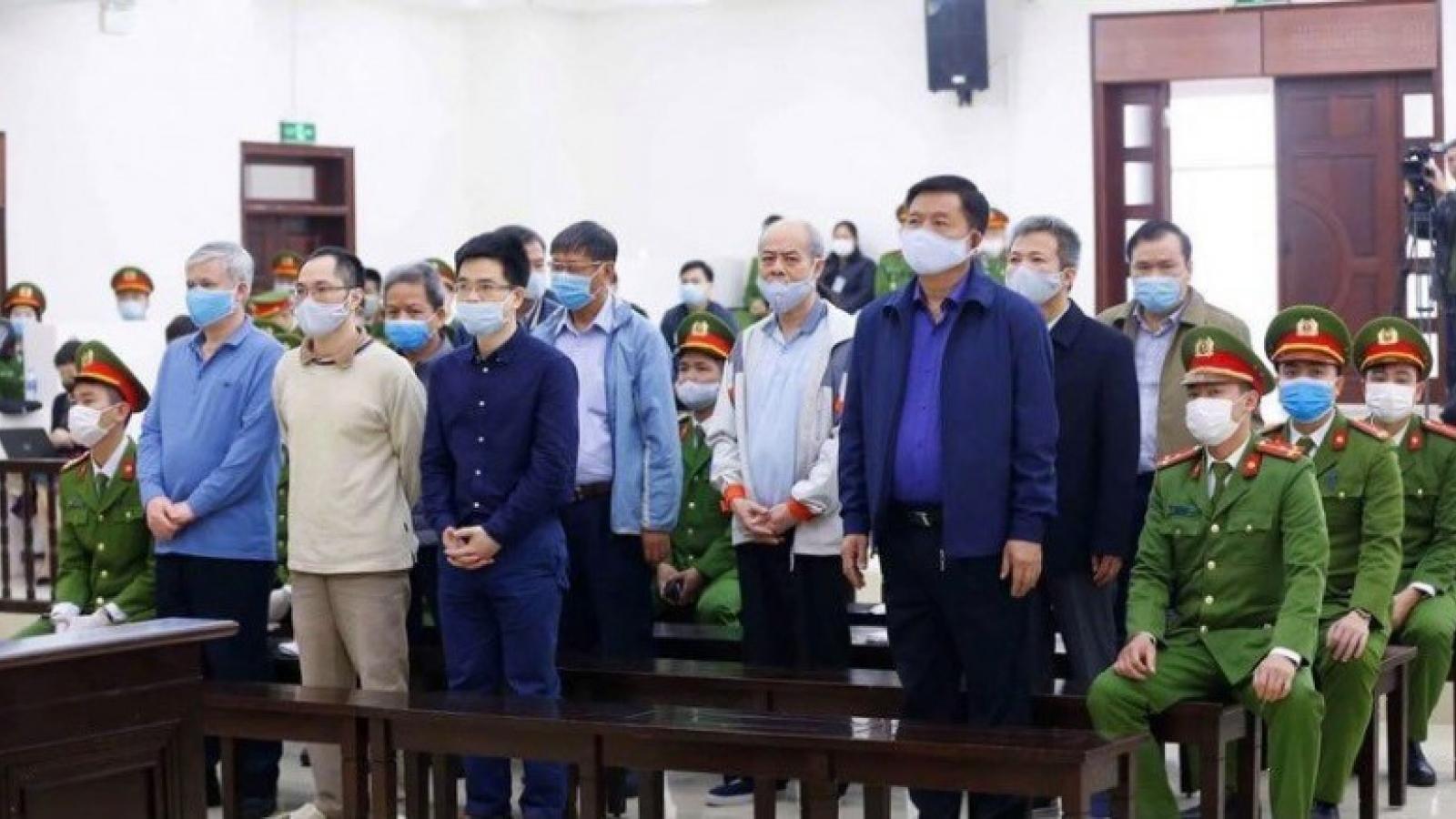 Xét xử phúc thẩm vụ án Ethanol Phú Thọ: Tình tiết mới trong nội dung kháng cáo