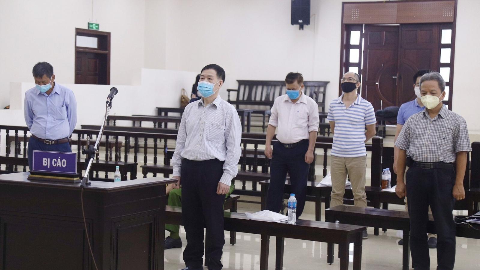 Vụ án Ethanol Phú Thọ: Y án sơ thẩm với các bị cáo