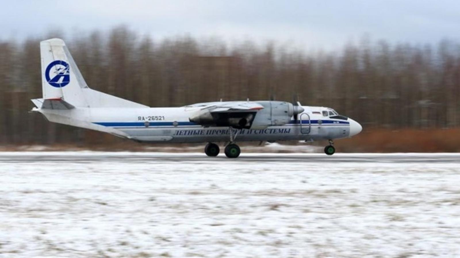 Rơi máy bay của Nga, toàn bộ 6 người trên máy bay thiệt mạng