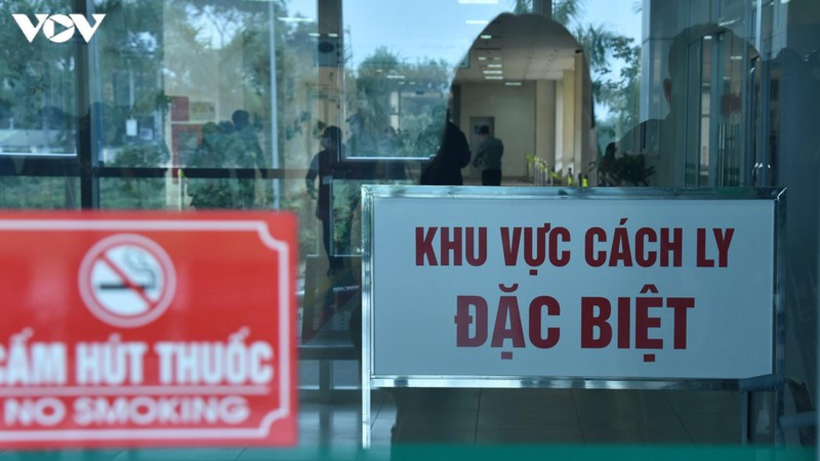 Hà Nội có thêm 1 ca dương tính liên quan đến ổ dịch tại Long Biên