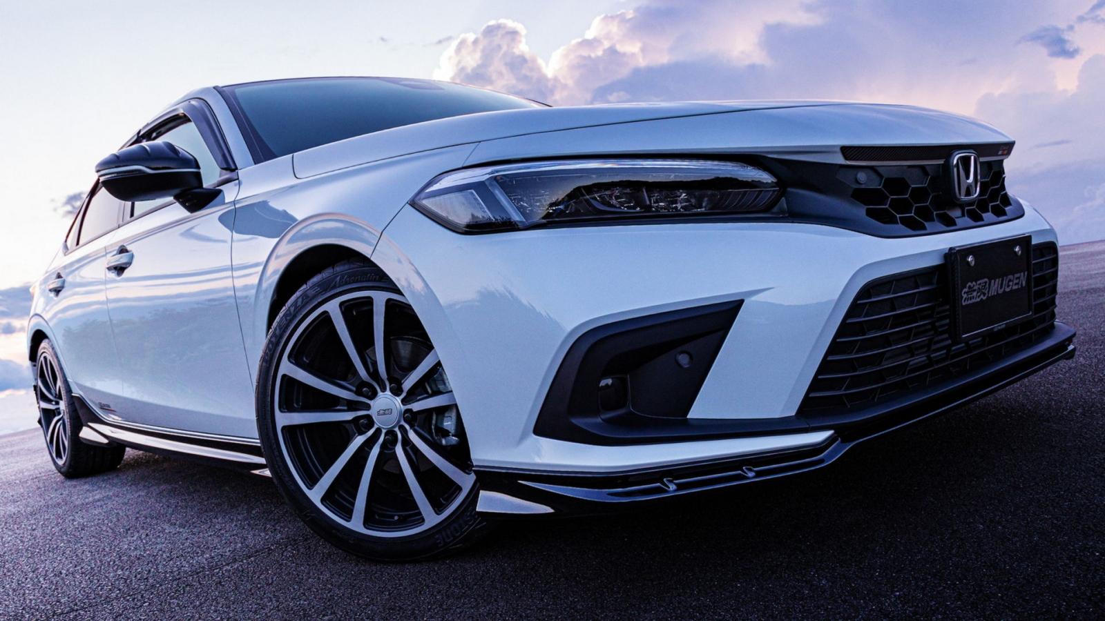 Honda Civic mới cá tính hơn với gói độ của Mugen