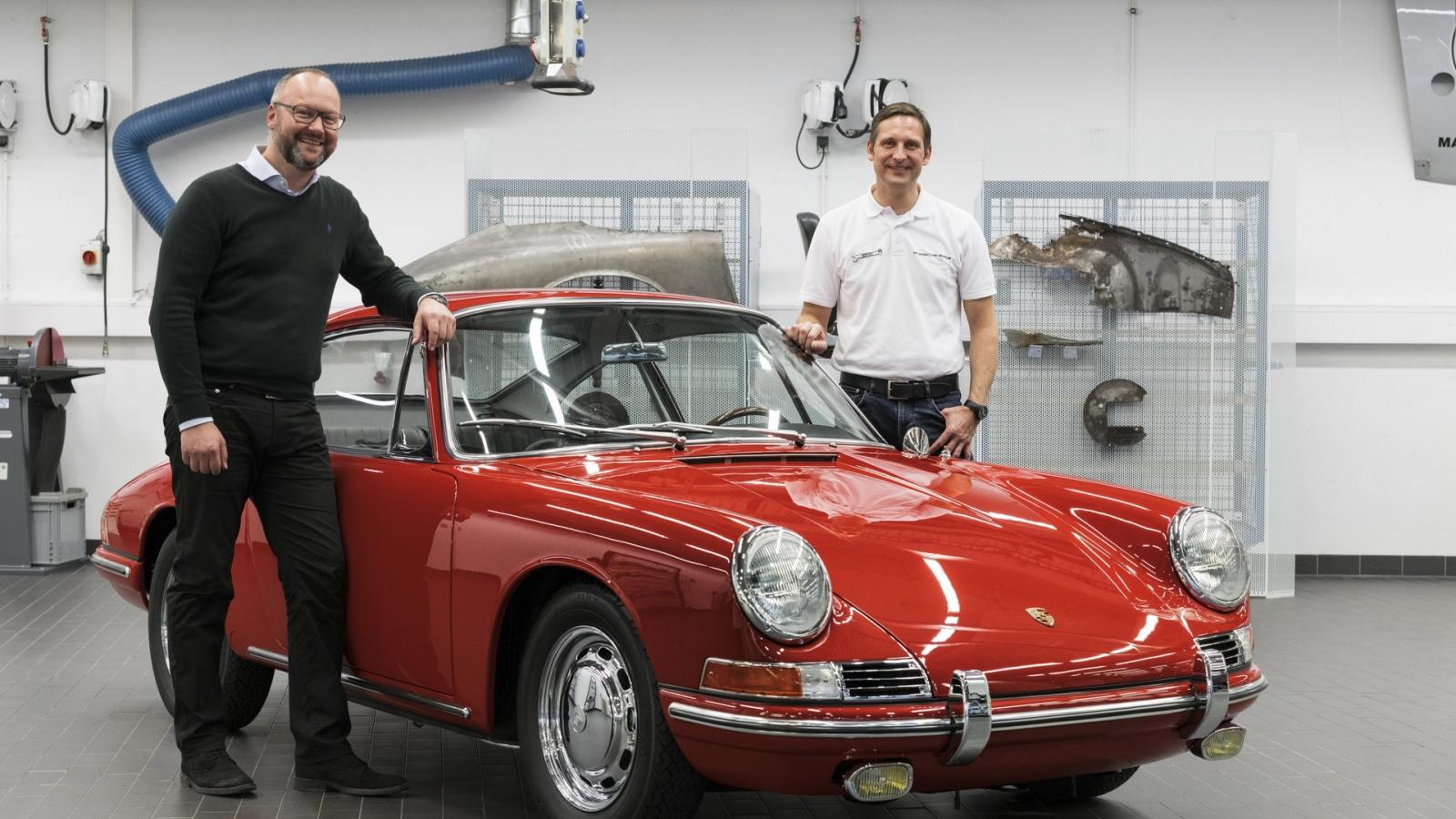 Porsche phát triển nhà máy nhiên liệu điện tử carbon thấp ở Chile