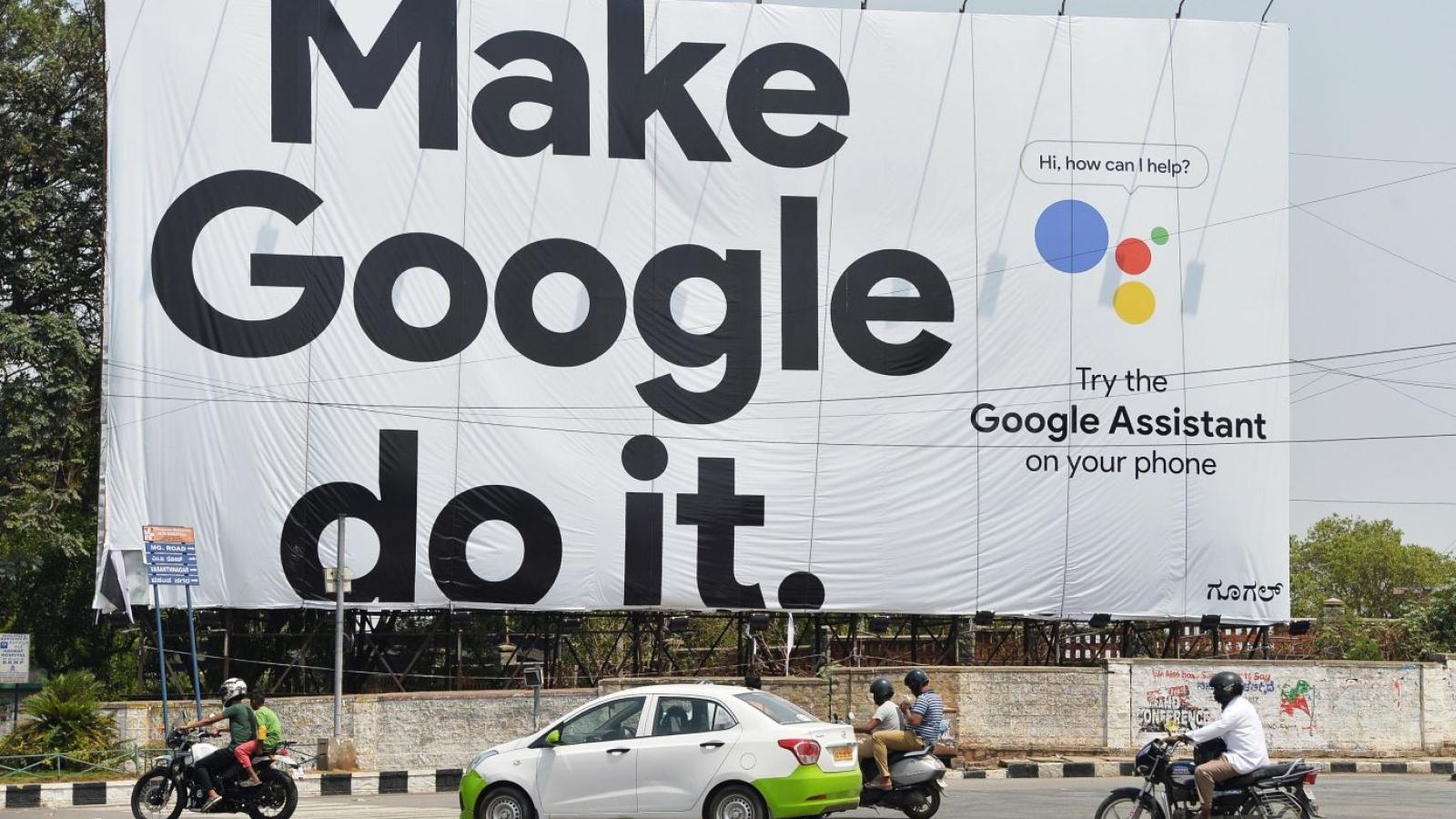"""Google lại bị """"sờ gáy"""" tại Ấn Độ"""