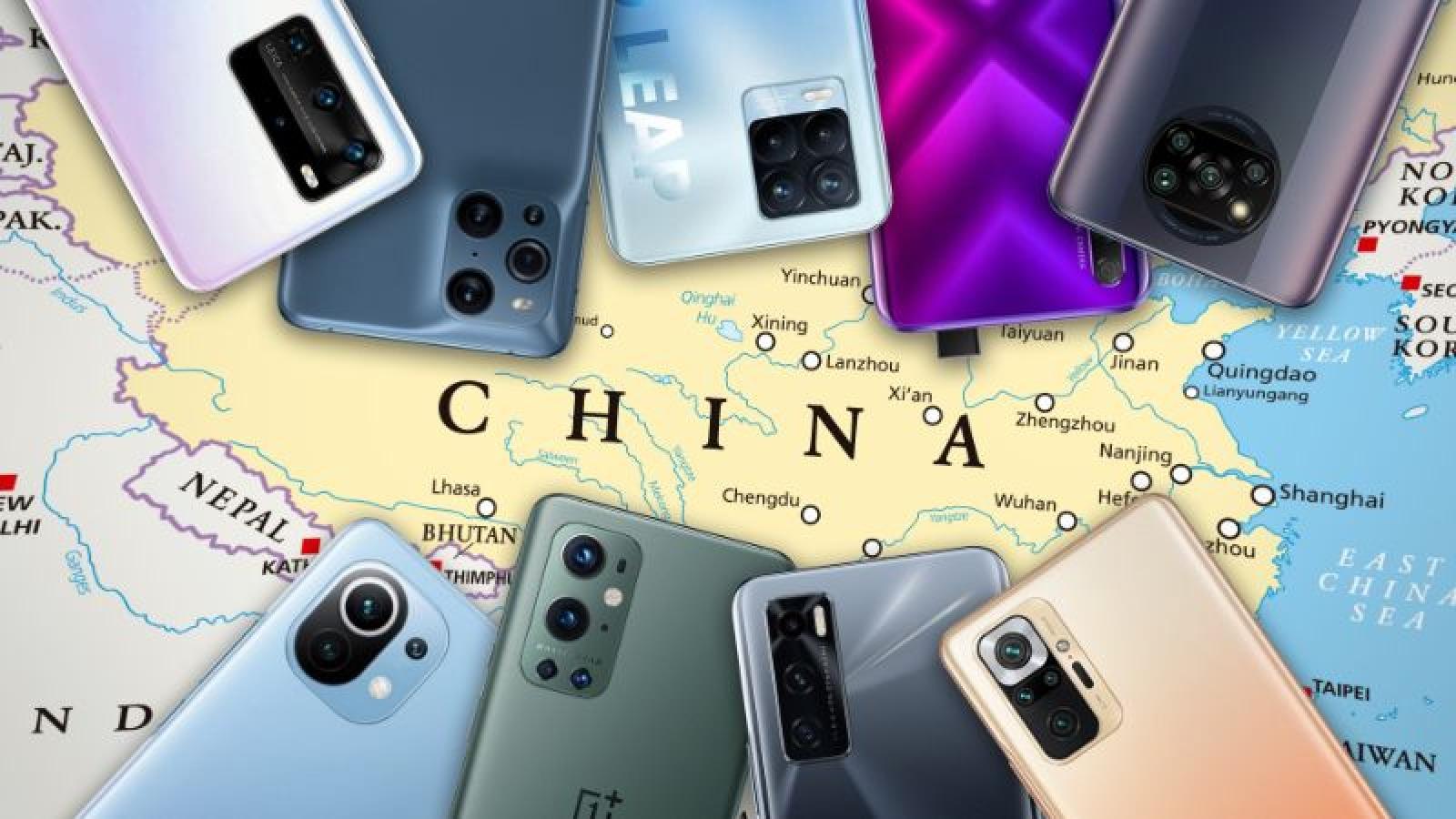 Litva khuyến cáo người tiêu dùng tránh mua điện thoại Trung Quốc
