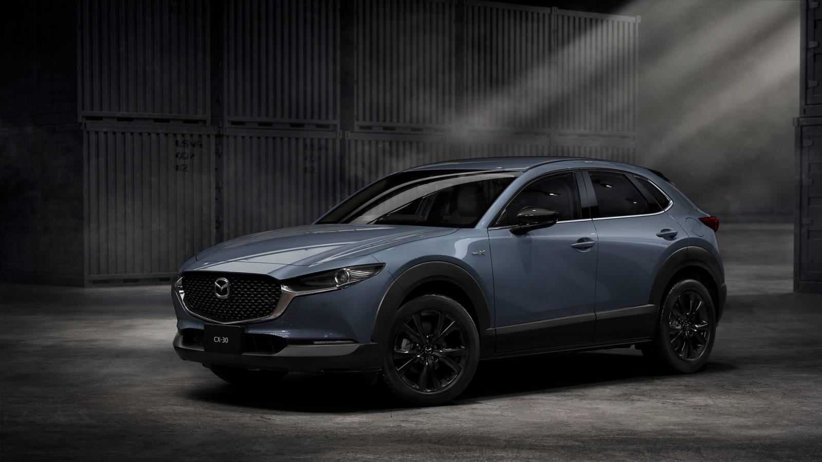 Mazda3 và CX-30 thêm tiện nghi và hệ thống truyền động mild-hybrid