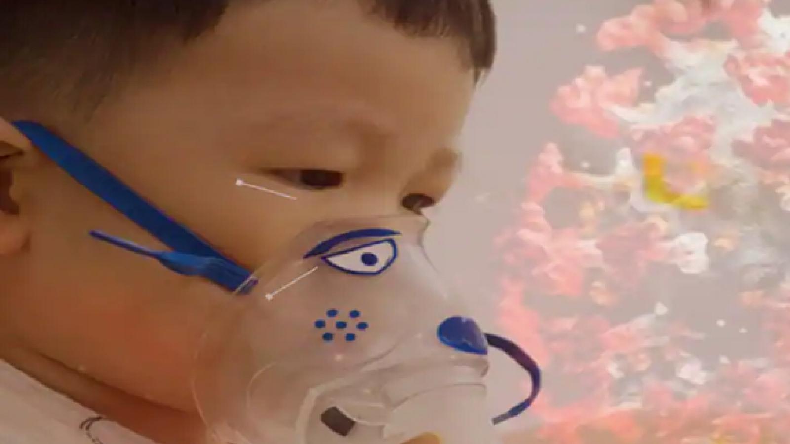 COVID-19 có ảnh hưởng đến chức năng phổi của trẻ em không?