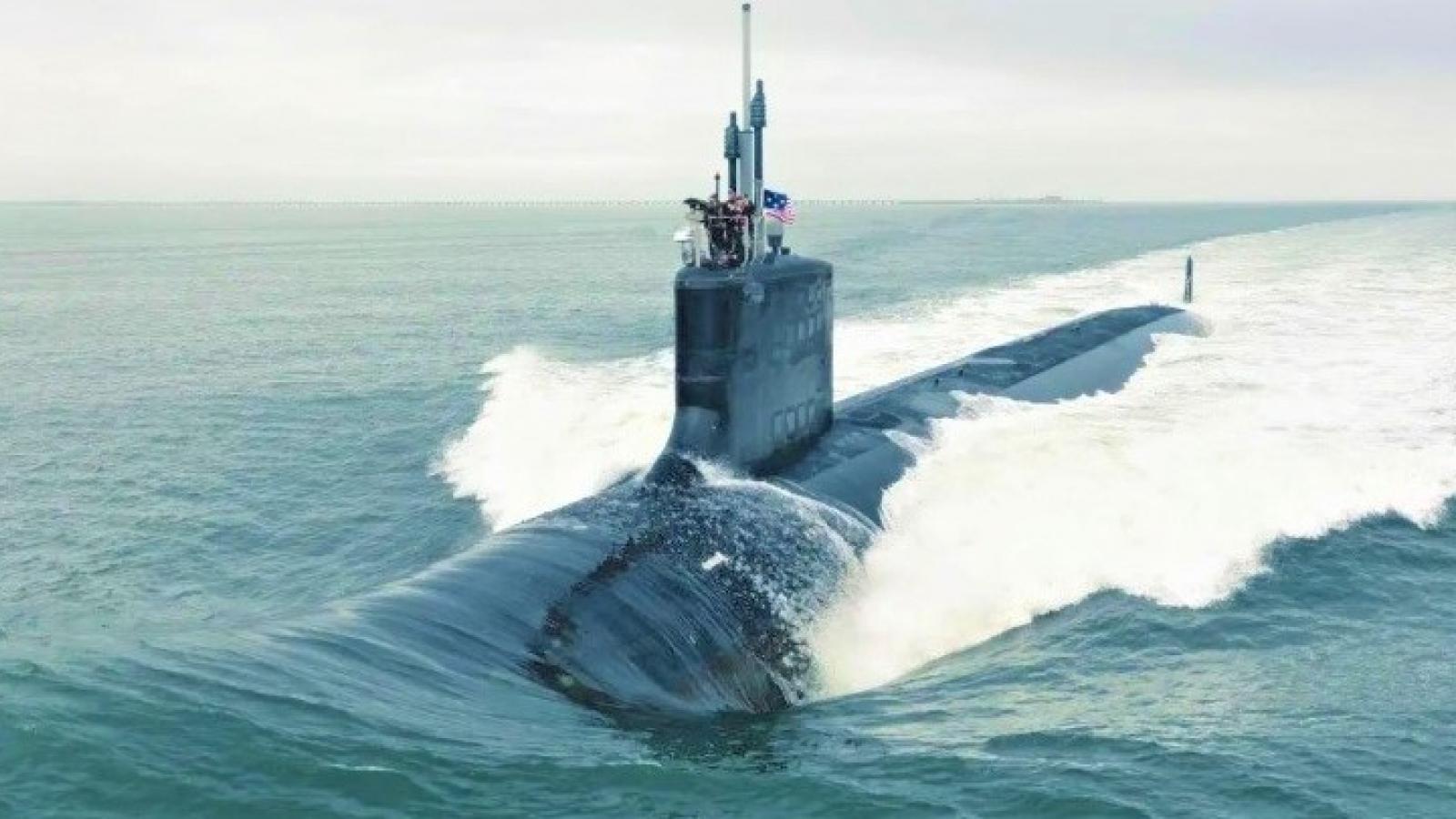 Nguy cơ phổ biến vũ khí hạt nhân khi Australia sở hữu tàu ngầm năng lượng hạt nhân