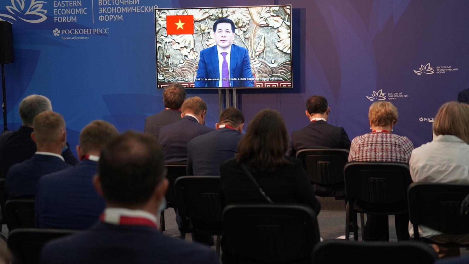 Việt Nam luôn sẵn sàng làm cầu nối ASEAN với Nga và EAEU