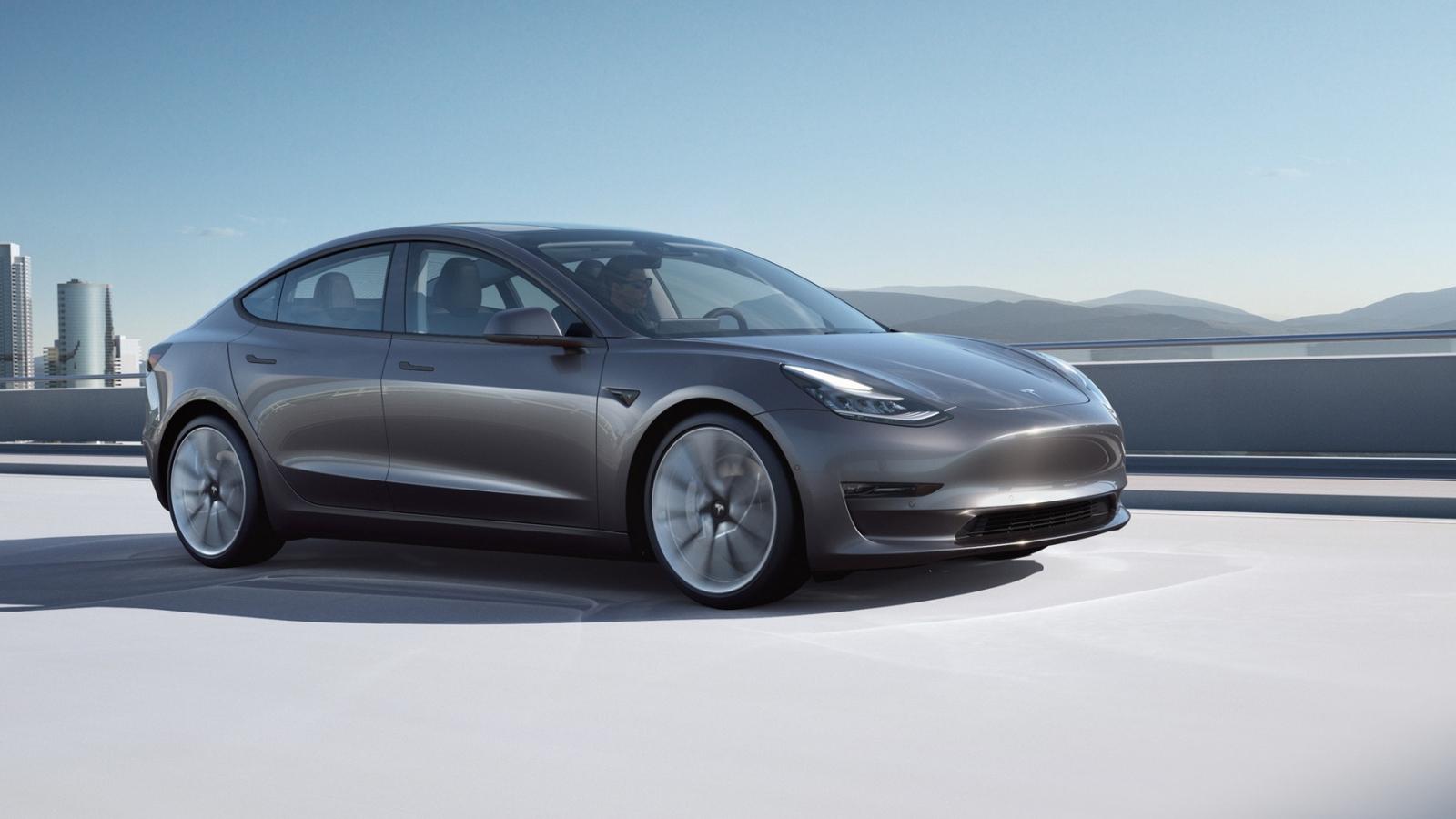 Tesla đã bán được hơn 44.000 chiếc ô tô do Trung Quốc sản xuất