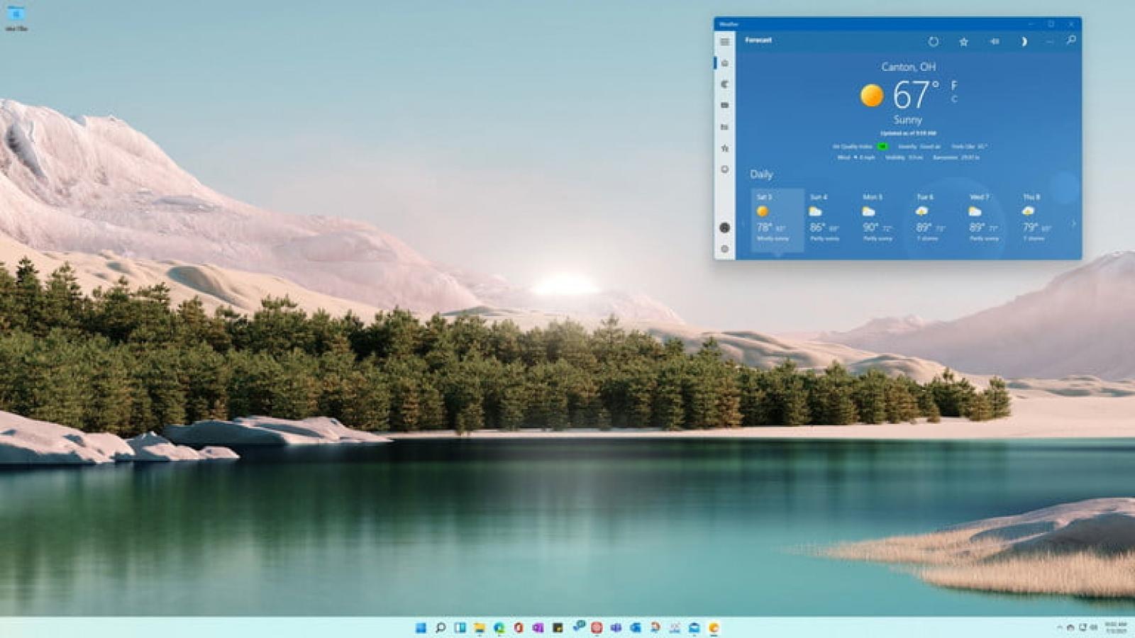 Hơn 60% chủ sở hữu PC chưa nghe nói gì về Windows 11