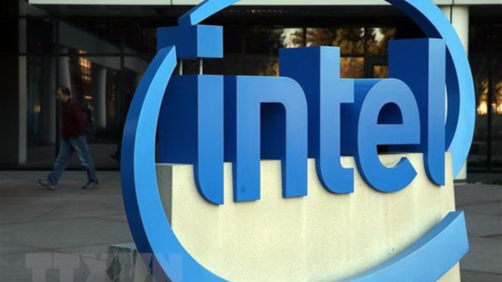 Intel có thể đầu tư 80 tỷ EUR tăng công suất sản xuất chip ở châu Âu