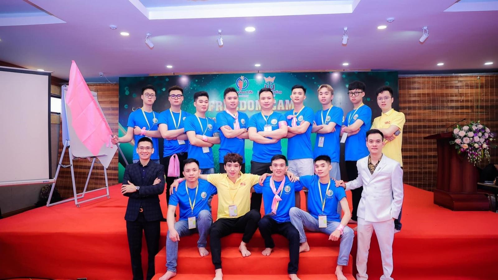 Wolf King Group - Đồng hành cùng các Start-up khởi nghiệp thành công