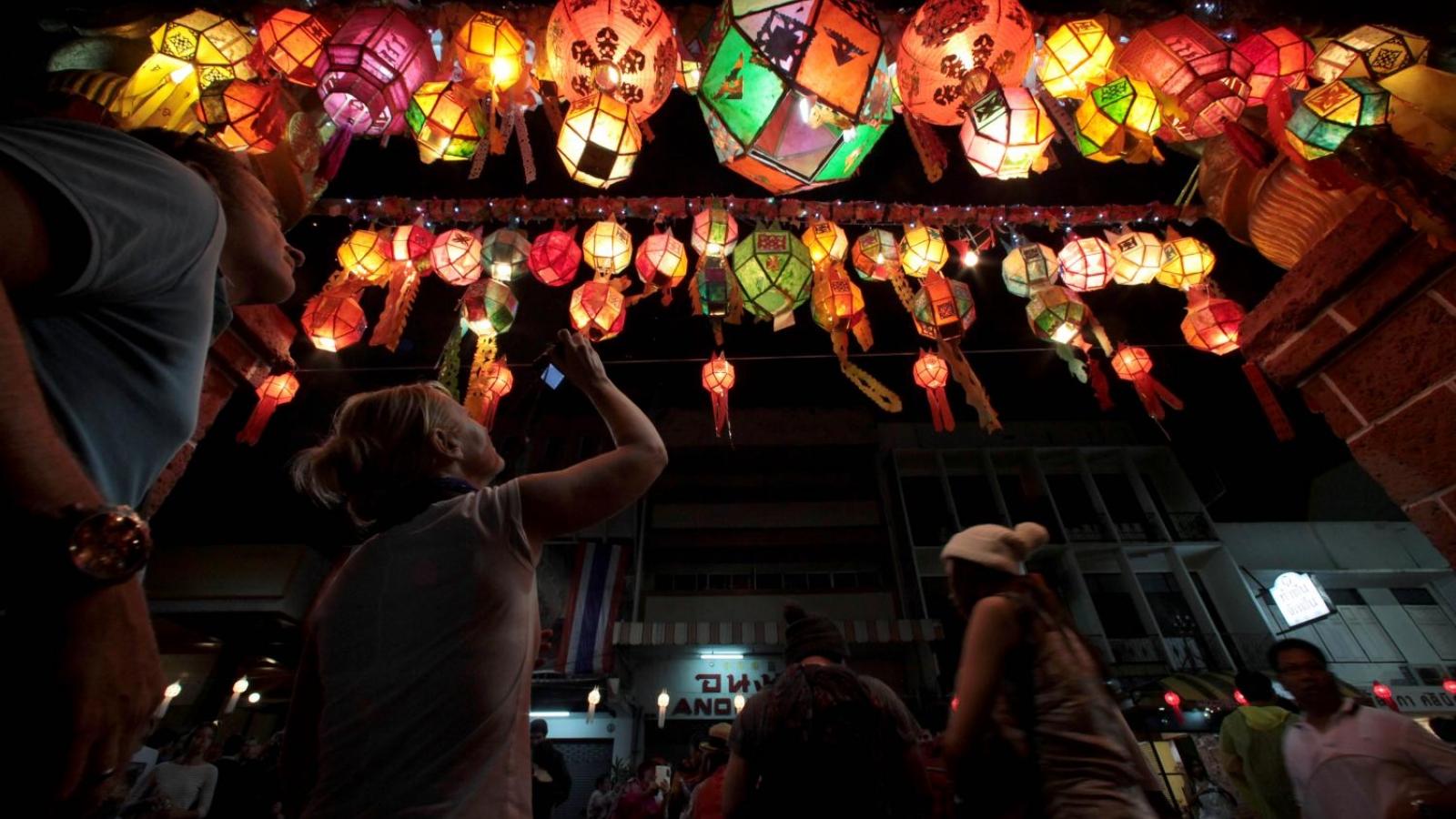 Chiang Mai mở cửa đón khách châu Á từ tháng 10