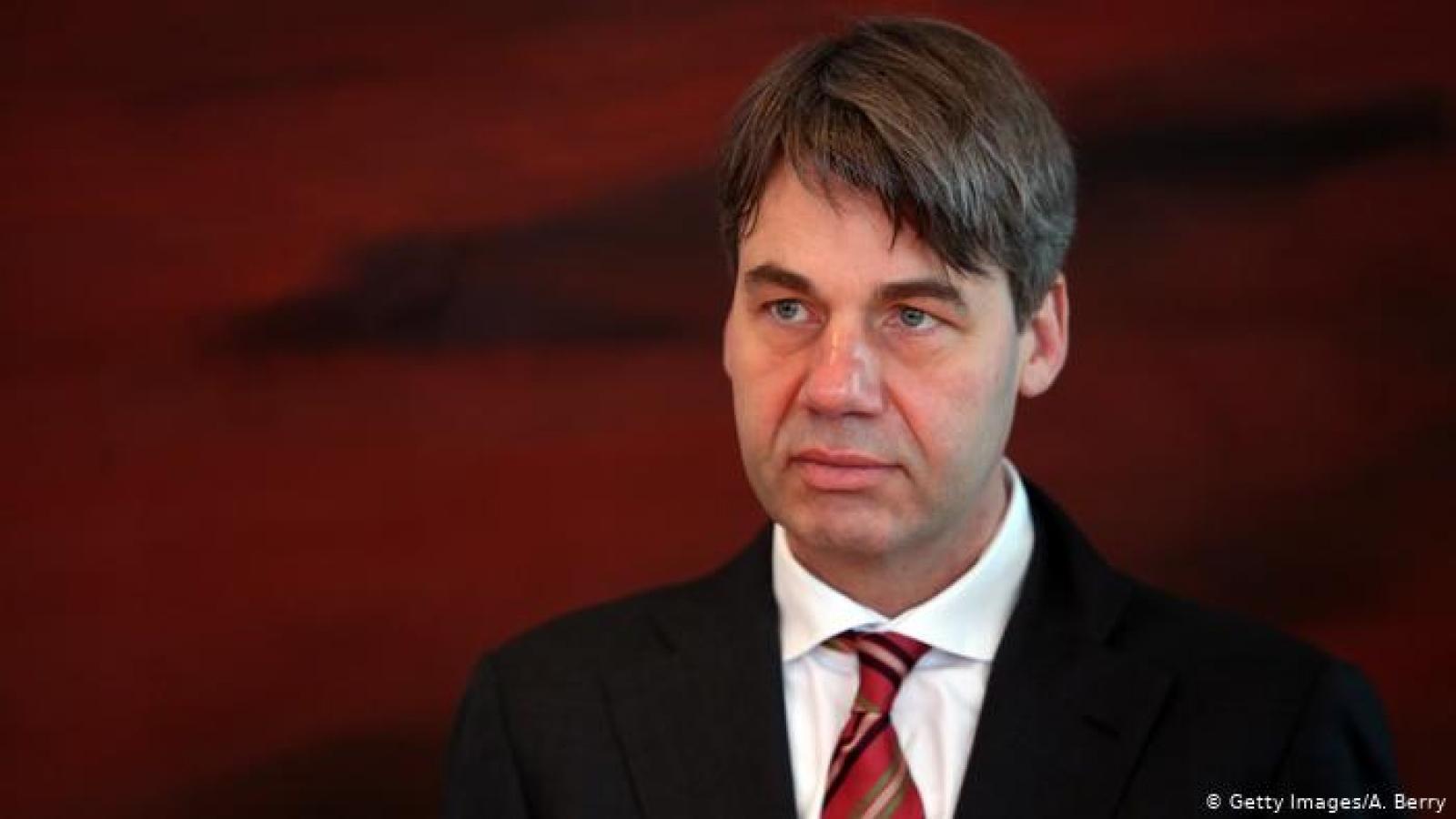 Tân Đại sứ Đức tại Trung Quốc đột ngột qua đời ở tuổi 54