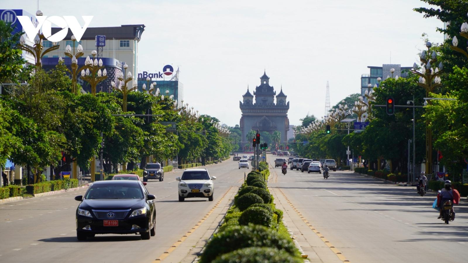 Thủ đô Vientiane (Lào) ghi nhận nhiều ca lây nhiễm cộng đồng