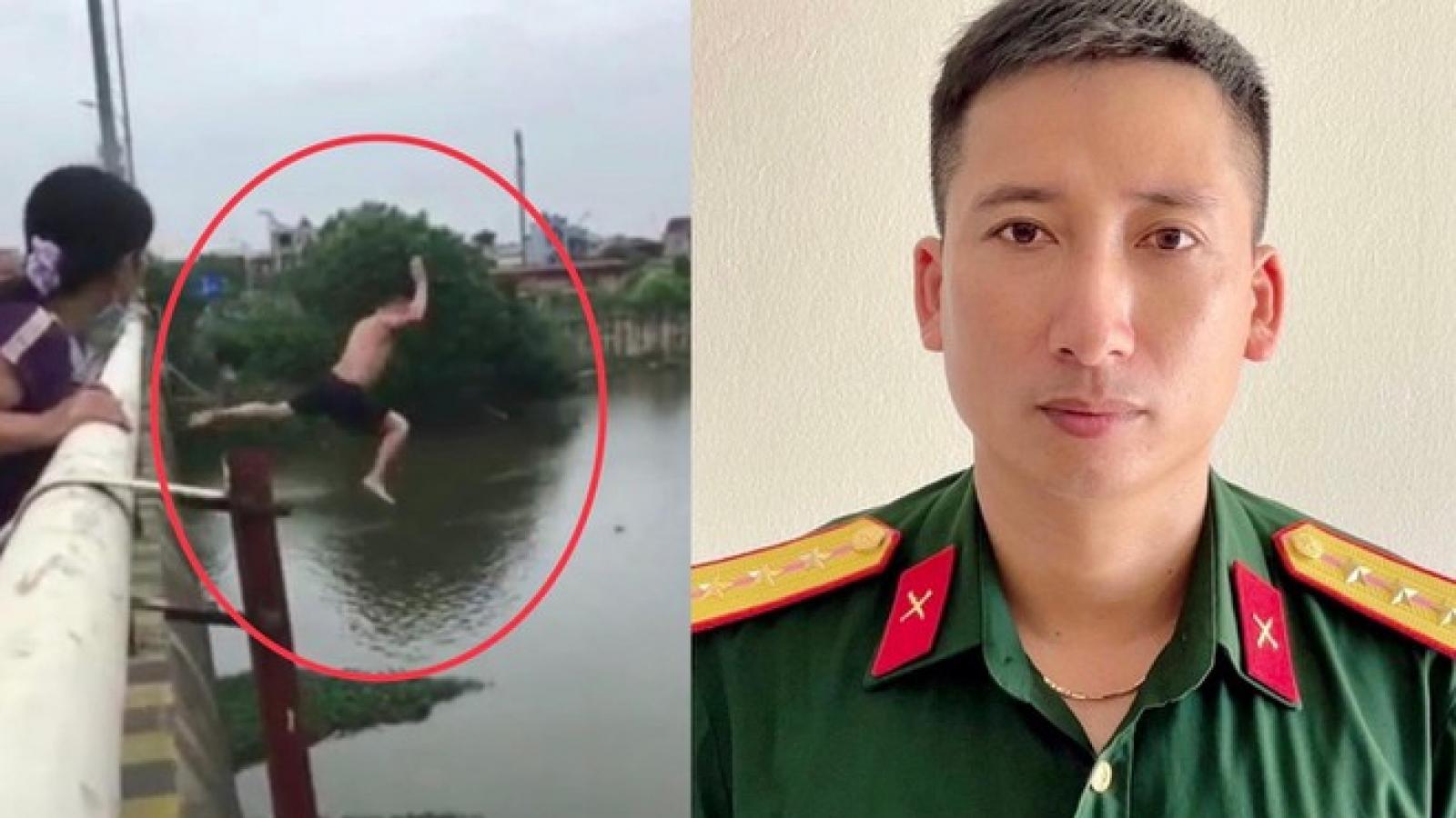 Bộ trưởng Phan Văn Giang gửi thư khen Thượng úy Quân nhân chuyên nghiệp Ngô Văn Thứ