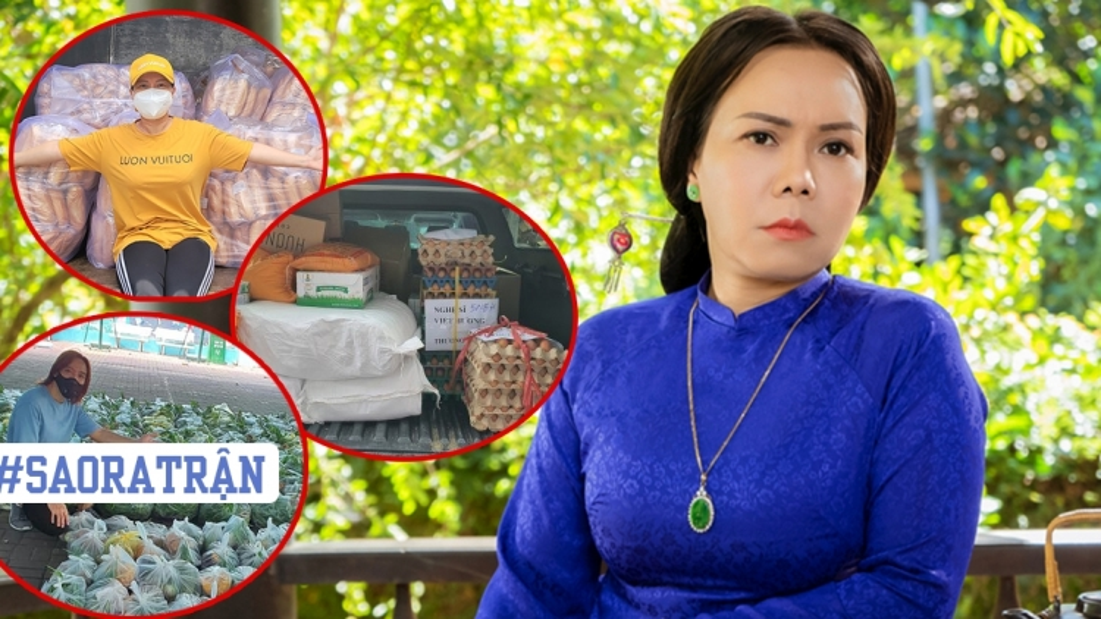 Chuyện showbiz: Việt Hương bức xúc lên tiếng khi bị yêu cầu sao kê từ thiện