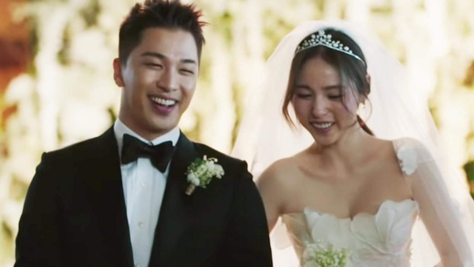 Bà xã Taeyang (Big Bang) mang thai con đầu lòng