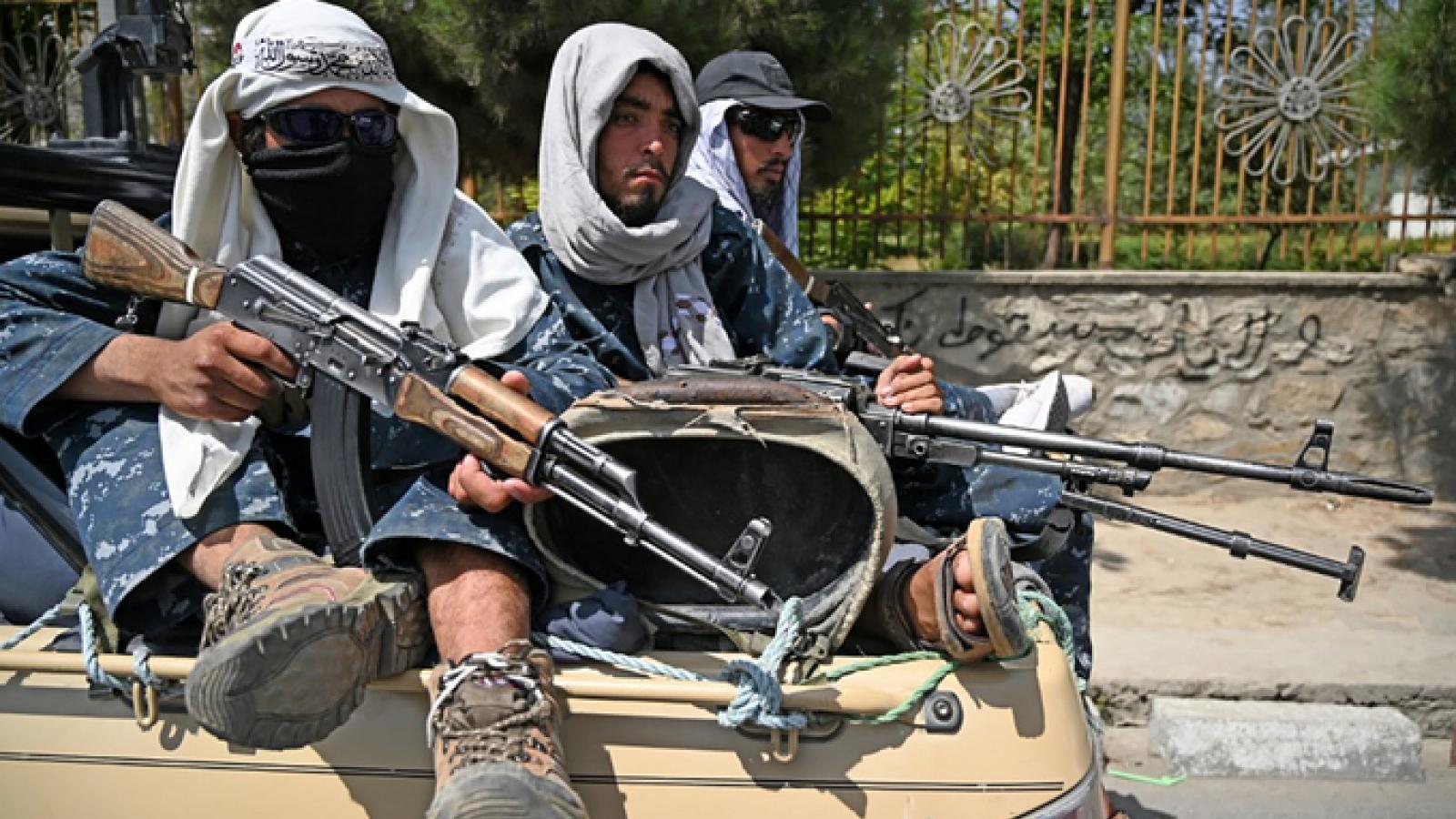 Taliban từ chối các điều kiện quốc tế về việc công nhận chính phủ mới tại Afghanistan