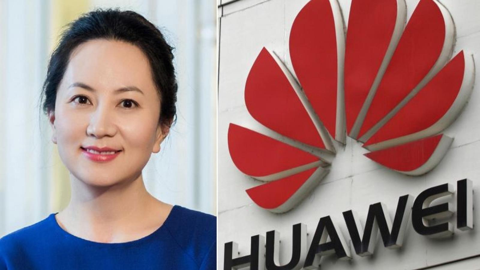 Đạt thỏa thuận với Mỹ, bà Mạnh Vãn Chu sẽ được phép trở về Trung Quốc