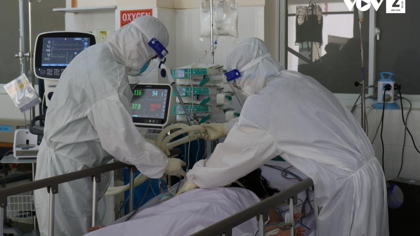 Nỗ lực giảm ca tử vong tại ICU huyện Cần Giờ