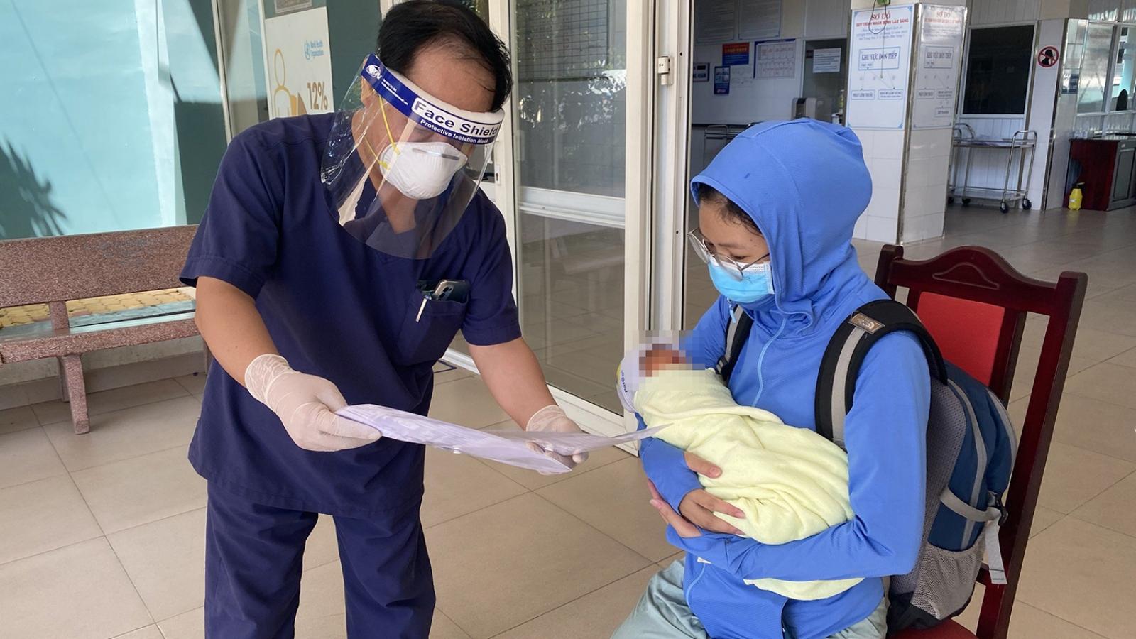 Đà Nẵng cứu sống trẻ sơ sinh bị ngạt thở, phơi nhiễm Covid-19