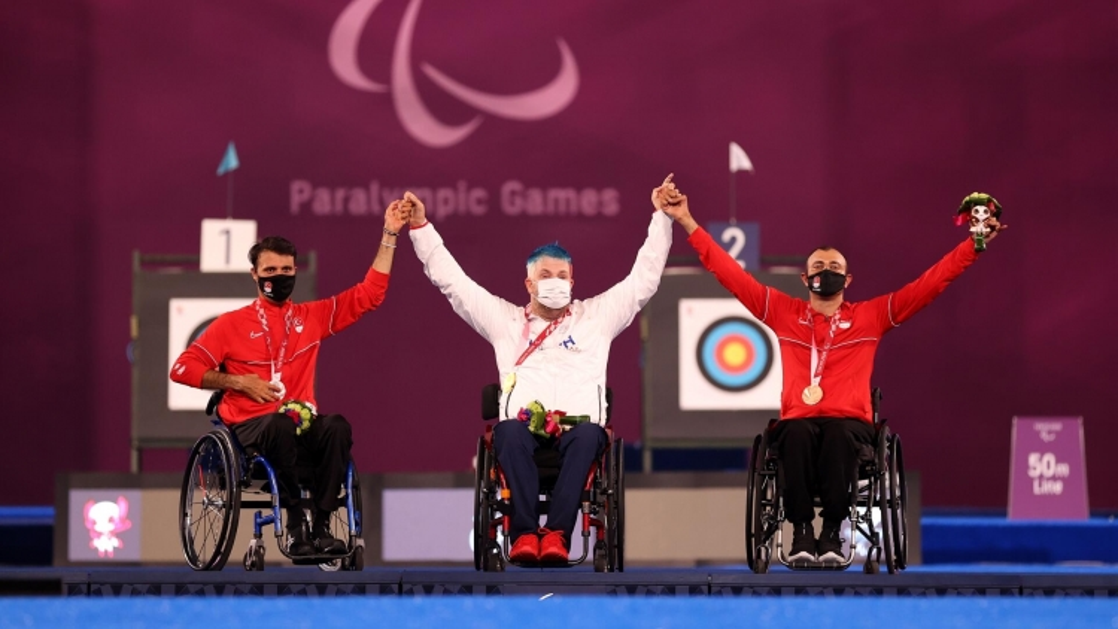 Paralympic Tokyo 2020khép lại sau thử thách của Covid-19