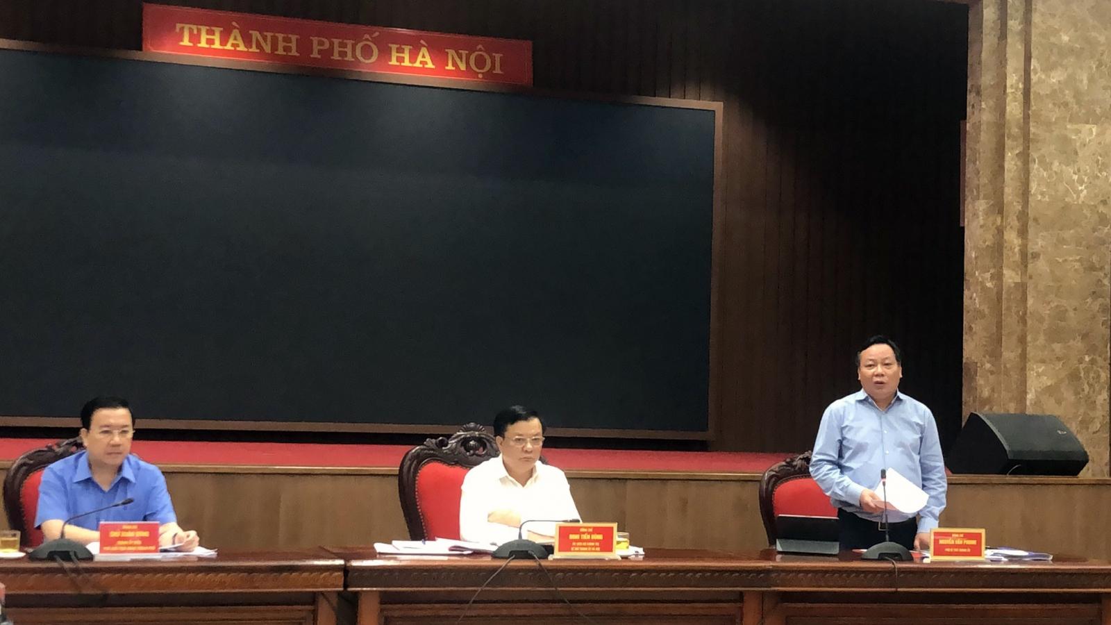 Hà Nội báo cáo Thủ tướng về 5 kinh nghiệm trong phòng, chống dịch