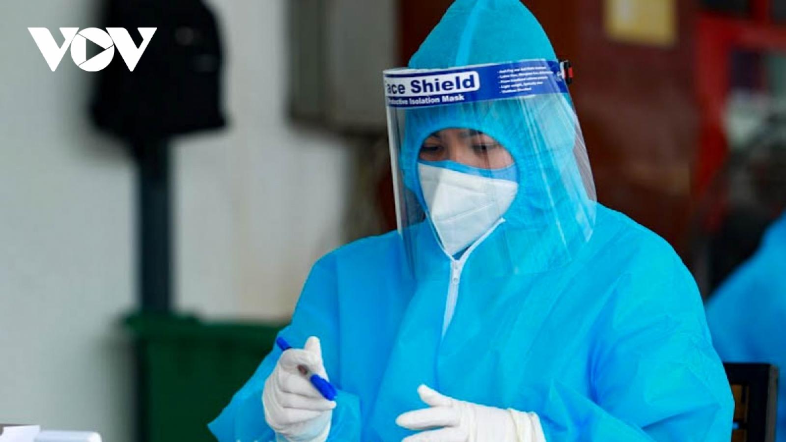 Hà Nội ghi nhận 1 ca nghi mắc COVID-19 ngoài cộng đồng ở Việt Hưng