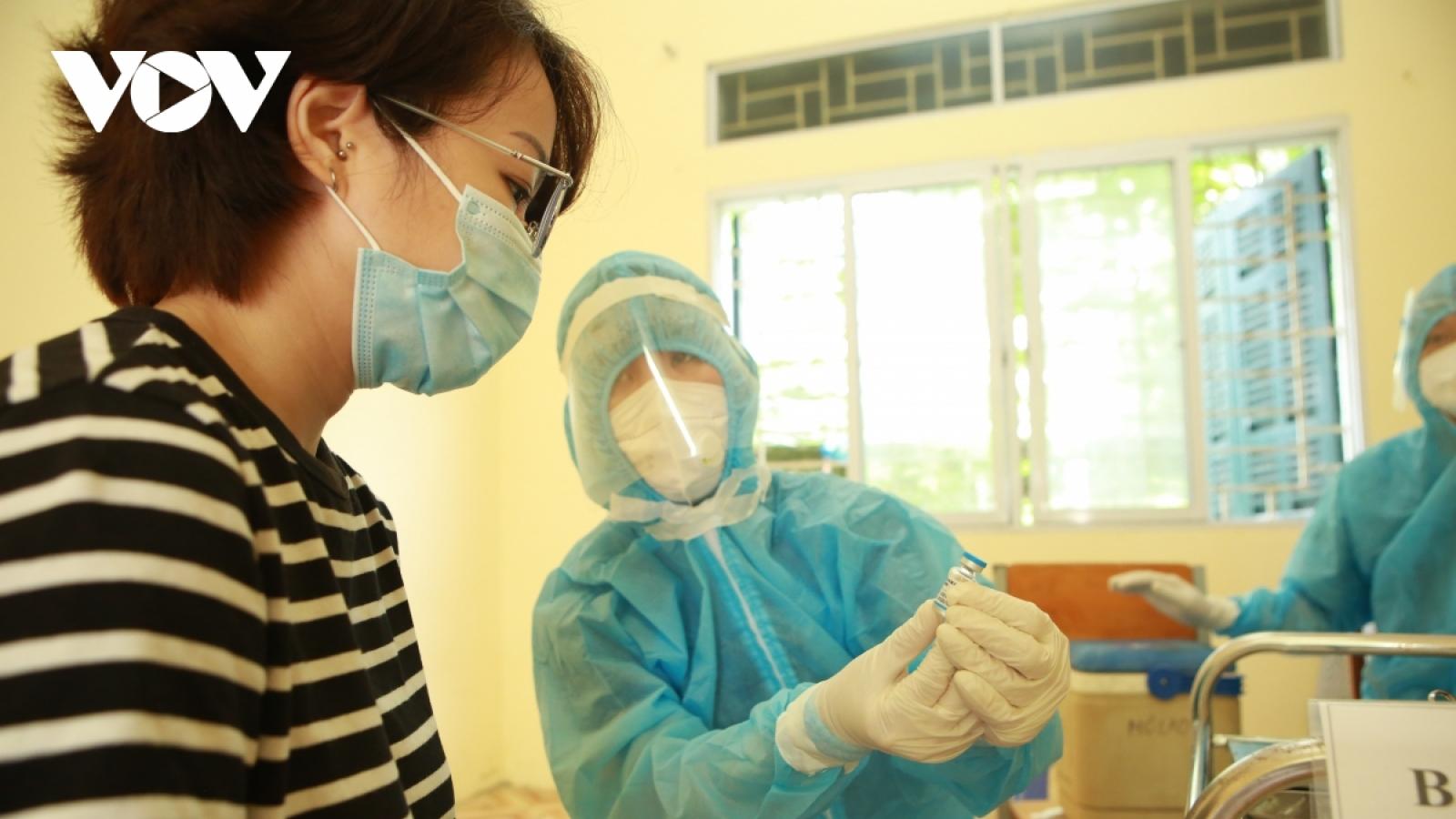 Hà Nội đã tiêm gần 5 triệu liều vaccine Covid-19