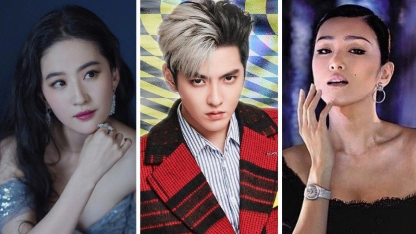 Những ngôi sao giải trí Hoa ngữ đã bỏ quốc tịch Trung Quốc