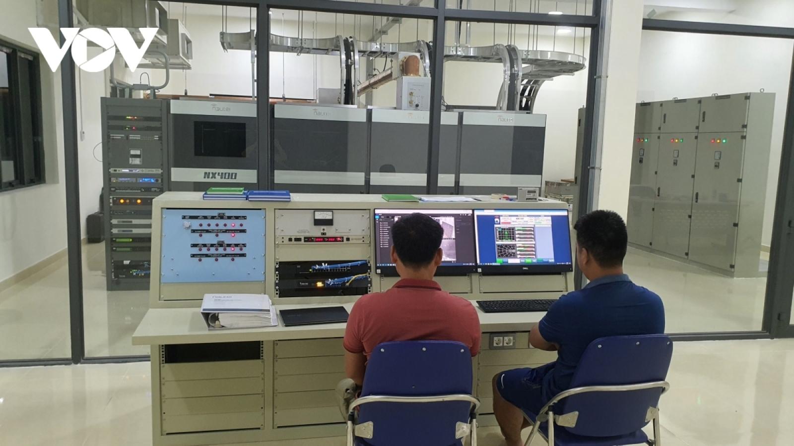 Đảo Trường Sa và Sinh Tồn bắt sóng thành công từ Đài phát sóng Nam Trung Bộ
