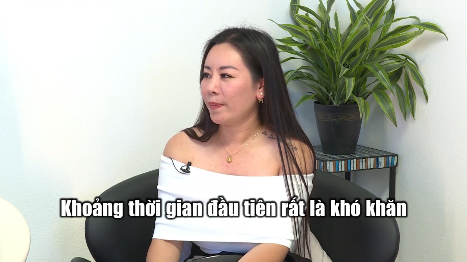 Ca sĩ Ngọc Ánh Kim trầm cảm nơi xứ người khi bỏ gia đình và sự nghiệp để qua Mỹ