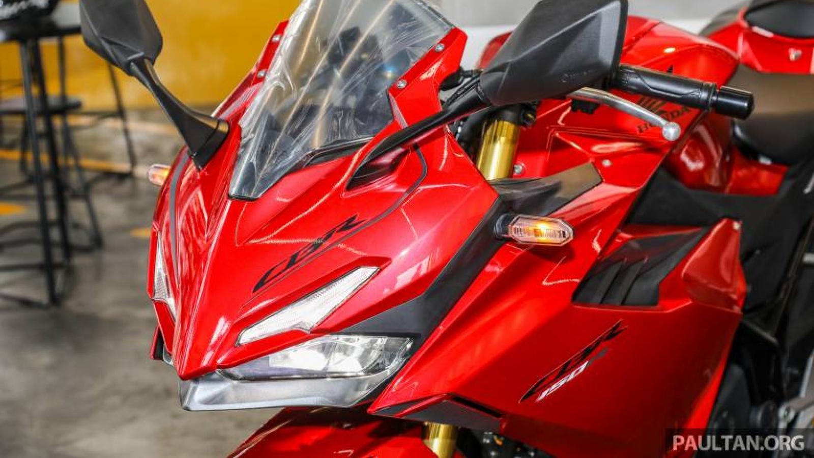 Ảnh chi tiết Honda CBR150R 2021 giá 68 triệu đồng