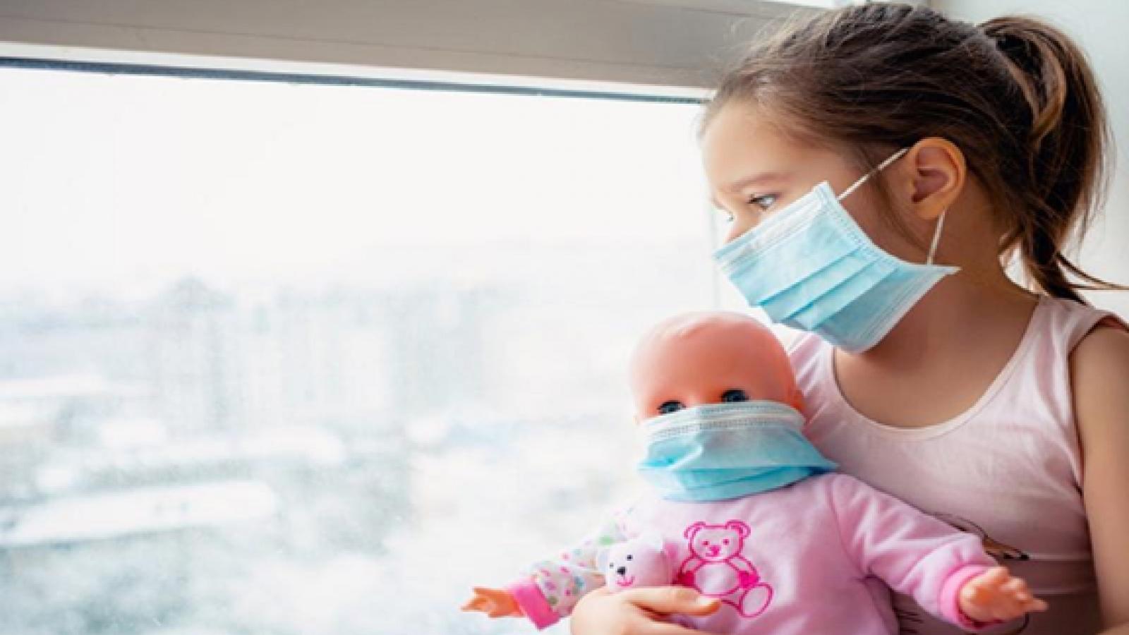 Các triệu chứng COVID-19 kéo dài ở trẻ em