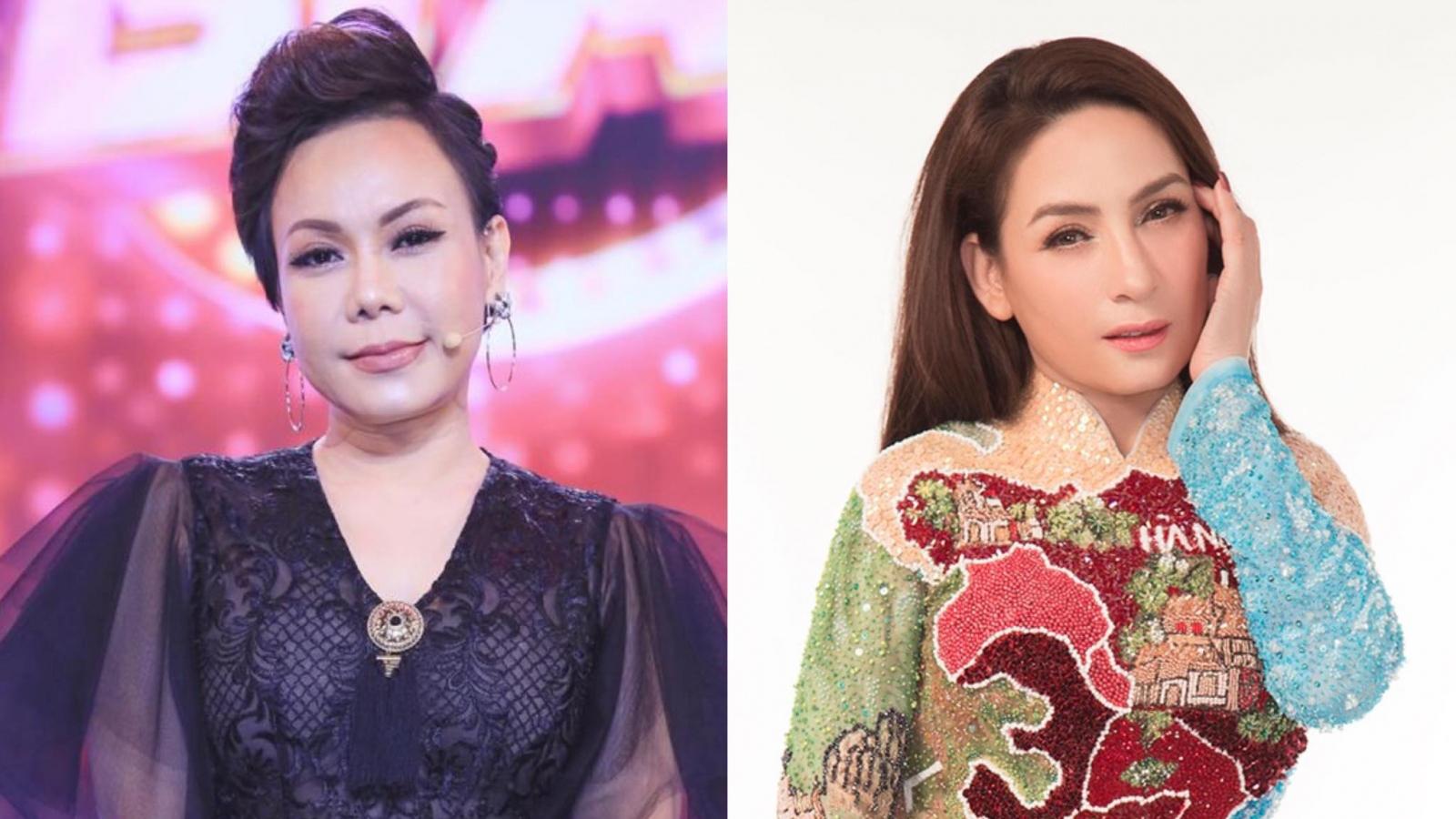 Chuyện showbiz: Việt Hương tiết lộ tình trạng sức khoẻ hiện tại của Phi Nhung