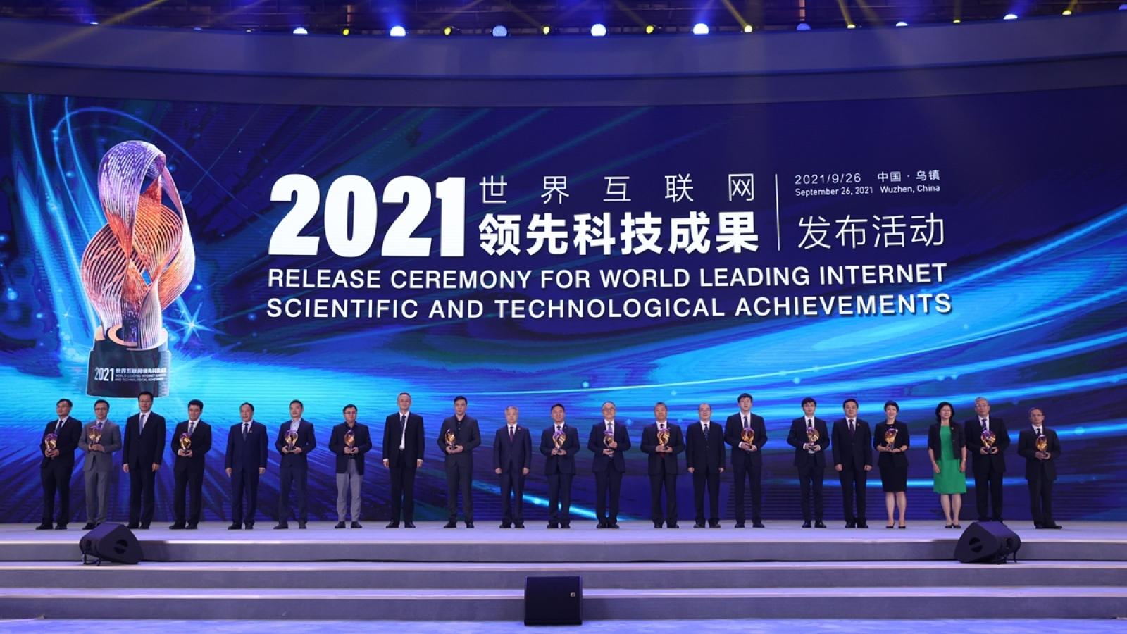 Khai mạc Hội nghị Thượng đỉnh Ô Trấn Đại hội Internet quốc tế 2021