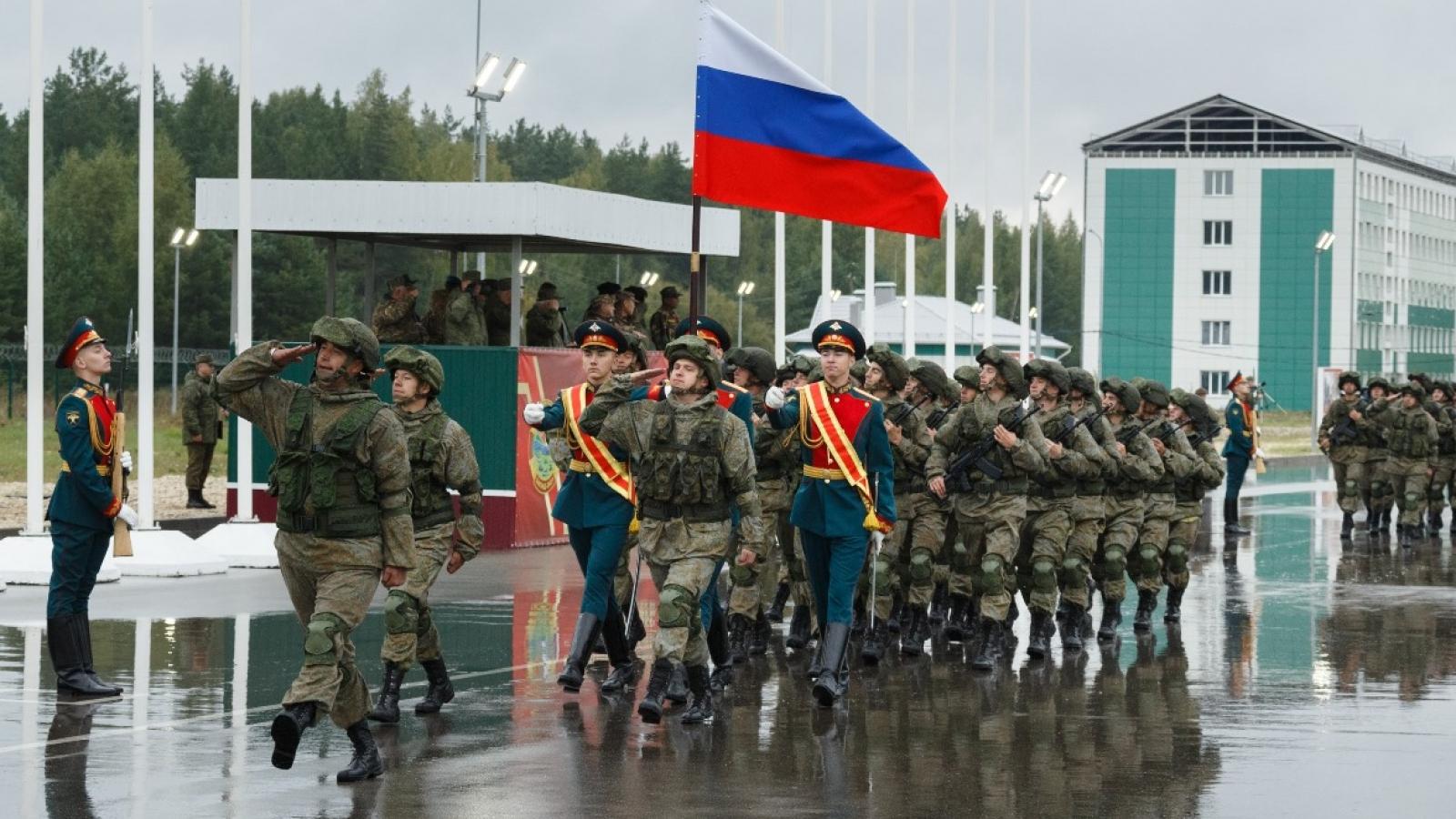 """Khai mạc cuộc tập trận chiến lược chung Nga-Belarus """"Zapad-2021"""""""