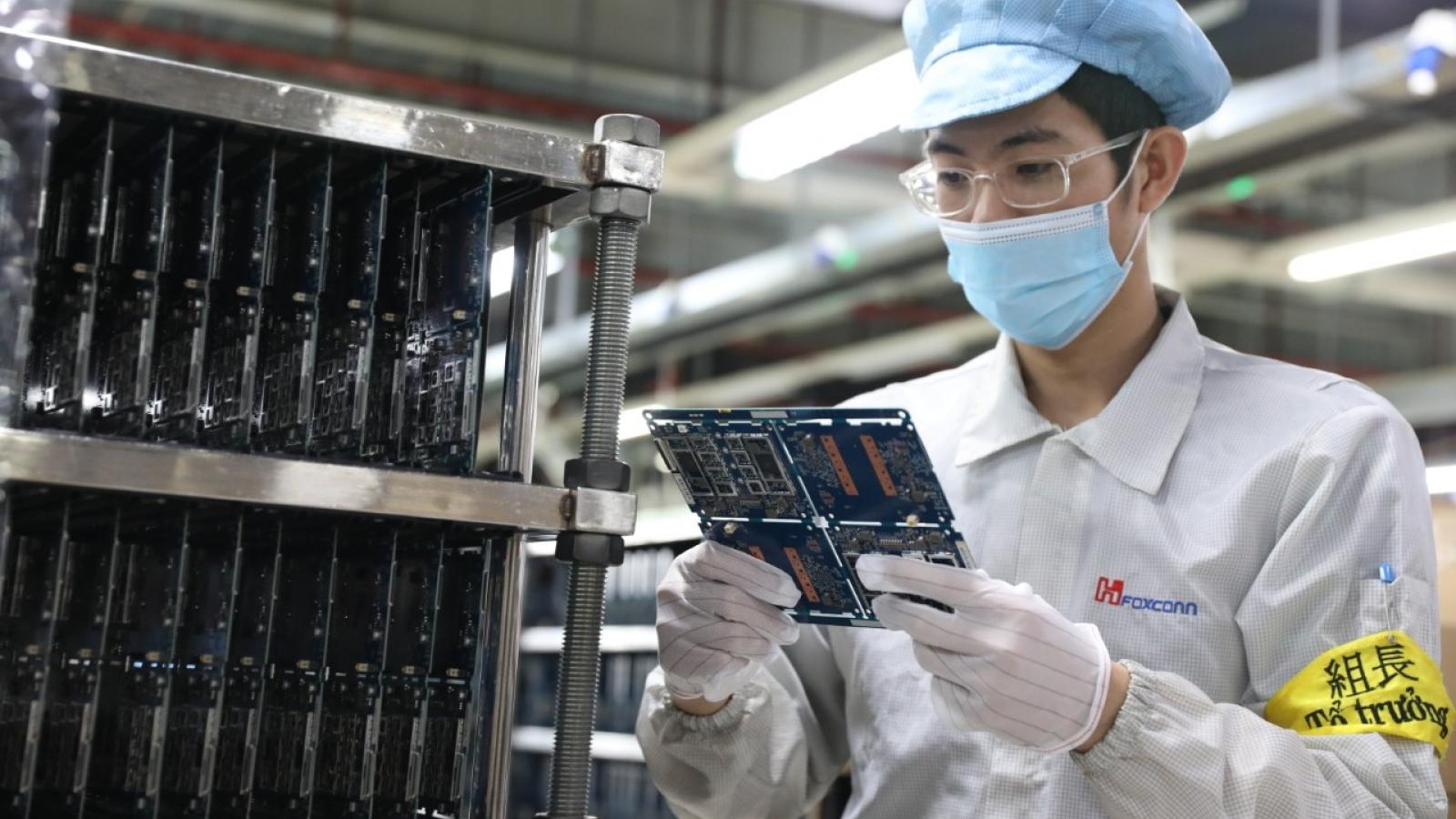 Chuyển đổi số trong doanh nghiệp sản xuất là yêu cầu bức thiết